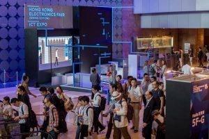 睿哲亮相2019香港电子展,再现科技魅力