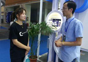 睿哲亮相青岛软博会,一站式互联网解决方案备受关注